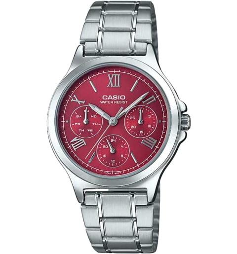 Дешевые часы Casio Collection LTP-V300D-4A2