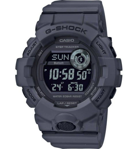 Часы Casio G-Shock GBD-800UC-8E с шагомером