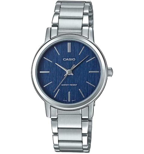 Дешевые часы Casio Collection LTP-E145D-2A