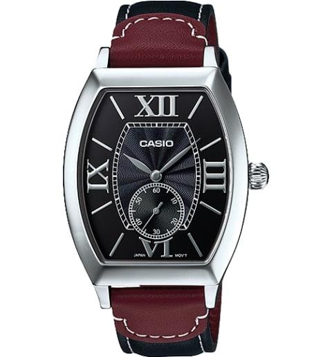 Дешевые часы Casio Collection MTP-E114L-1A
