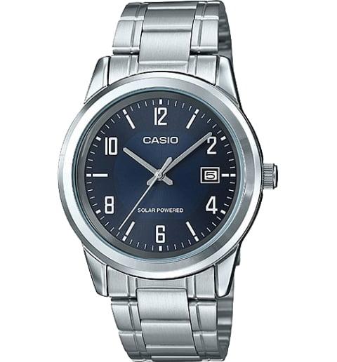 Дешевые часы Casio Collection MTP-VS01D-2B