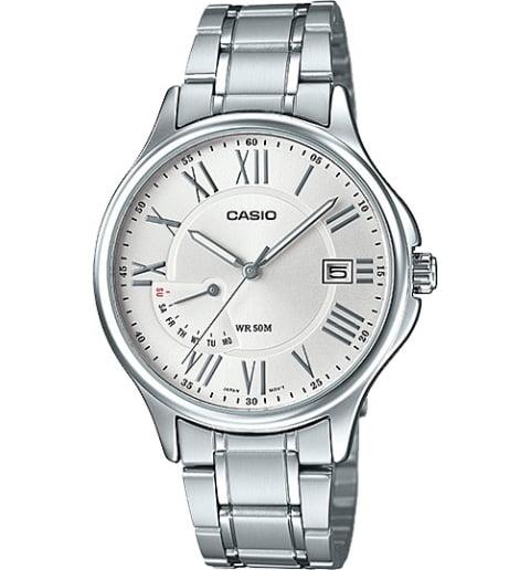 Дешевые часы Casio Collection MTP-E116D-7A