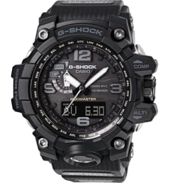 Casio G-Shock GWG-1000-1A1 с компасом
