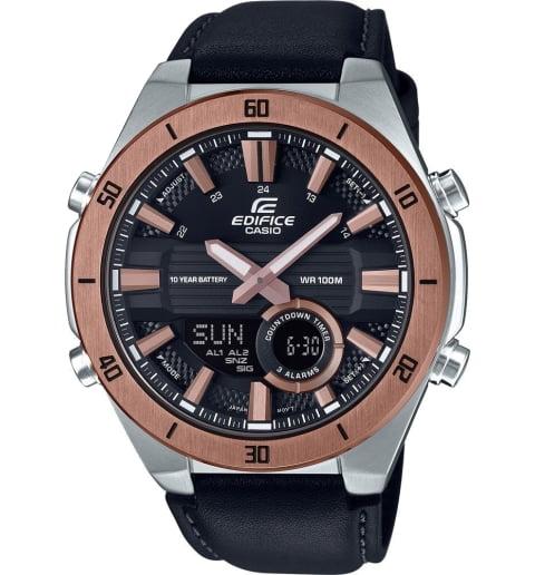 Часы Casio EDIFICE ERA-110GL-1A с записной книжкой