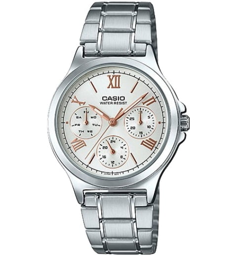 Дешевые часы Casio Collection LTP-V300D-7A2