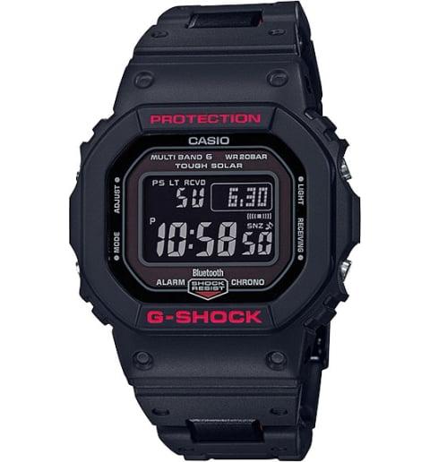 Часы Casio G-Shock GW-B5600HR-1E с Bluetooth