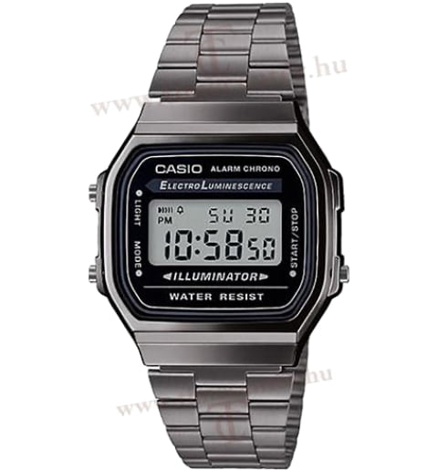 Дешевые часы Casio Collection A-168WEGG-1A