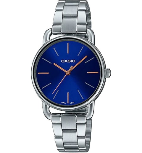 Дешевые часы Casio Collection LTP-E412D-2A