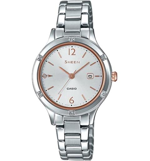 Аналоговые часы Casio SHEEN SHE-4533D-7A