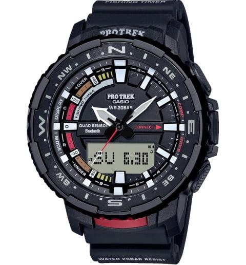 Часы Casio PRO TREK PRT-B70-1E с термометром
