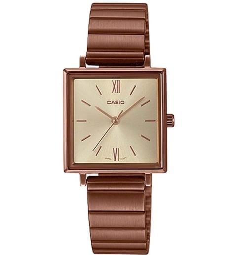 Квадратные часы Casio Collection LTP-E155R-9A