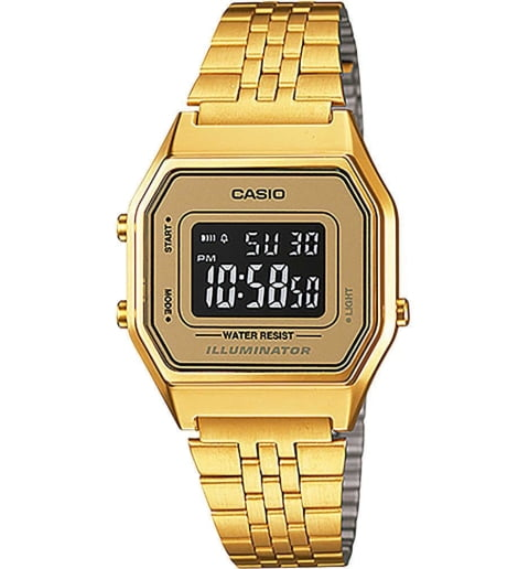 Дешевые часы Casio Collection LA-680WEGA-9B