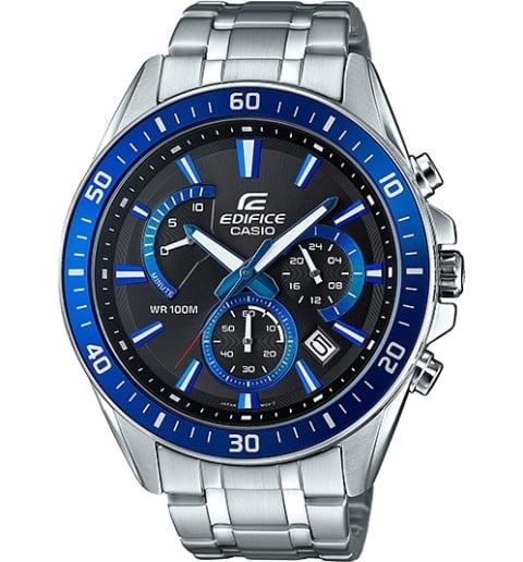 Большие часы Casio EDIFICE EFR-552D-1A2
