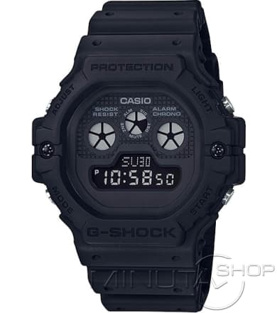 Casio G-Shock DW-5900BB-1E
