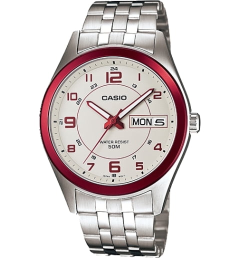 Дешевые часы Casio Collection MTP-1354D-8B2