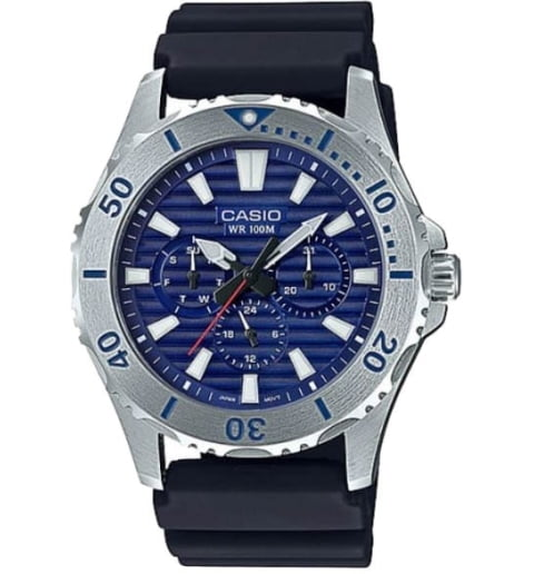 Casio Collection MTD-1086-2A