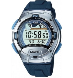 Бочкообразные Casio Collection  W-755-2A