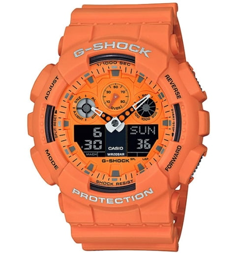 Casio G-Shock GA-100RS-4A