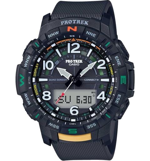 Часы Casio PRO TREK PRT-B50-1E с термометром