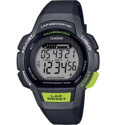 Бочкообразные Casio Collection LWS-1000H-1A