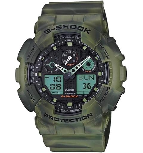 Casio G-Shock GA-100MM-3A