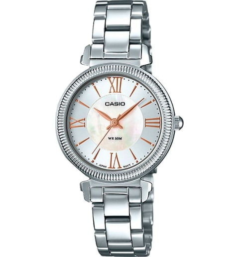 Дешевые часы Casio Collection LTP-E409D-7A