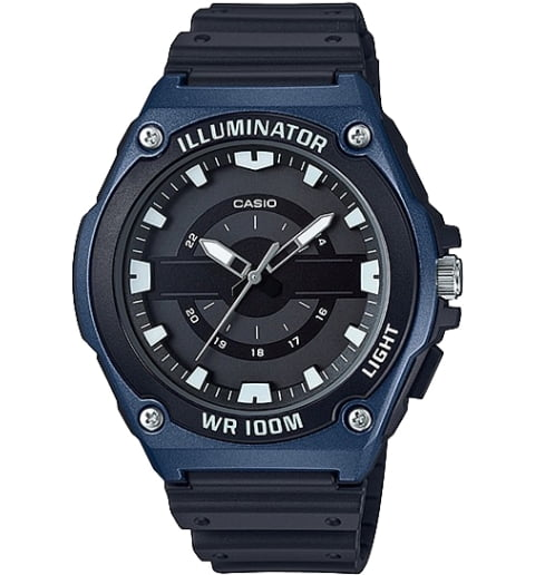 Casio Collection MWC-100H-2A2