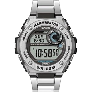 Casio Collection MWD-100HD-1A - фото 2