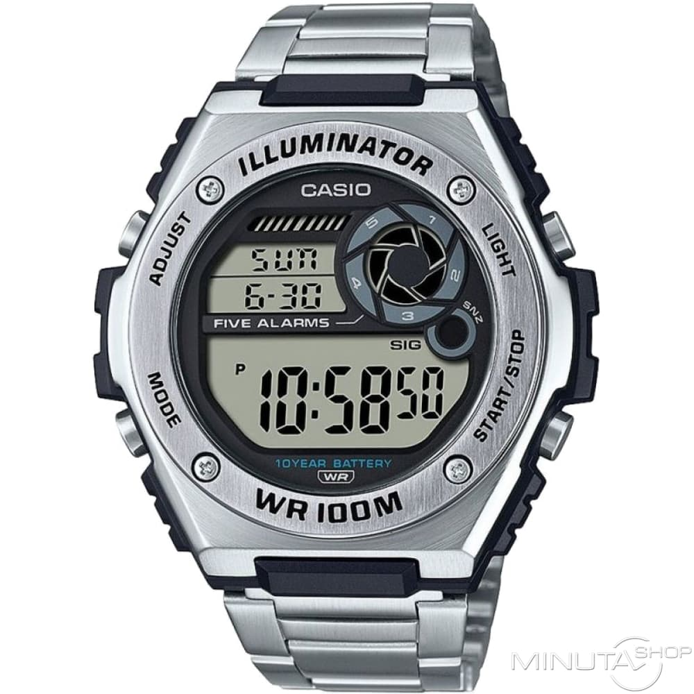 Casio Collection MWD-100HD-1A