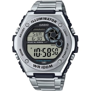 Casio Collection MWD-100HD-1A - фото 1