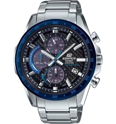 Часы Casio EDIFICE EFS-S540DB-1B с сапфировым стеклом