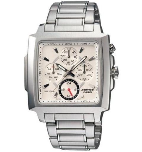 Квадратные часы Casio EDIFICE EF-324D-7A
