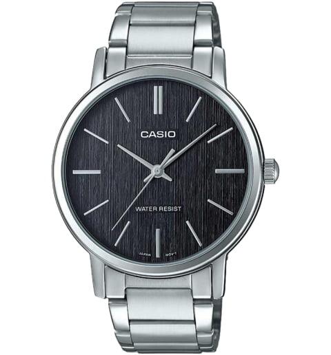 Дешевые часы Casio Collection MTP-E145D-1A