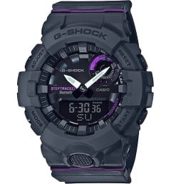 Casio G-Shock GMA-B800-8A с шагомером