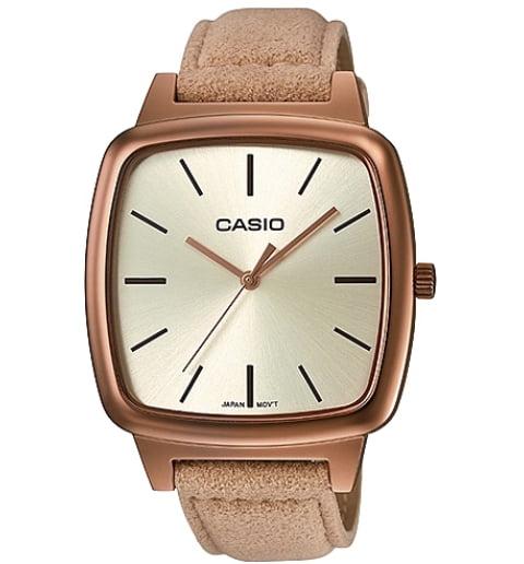 Квадратные часы Casio Collection LTP-E117RL-9A
