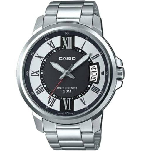 Часы Casio Collection MTP-E130D-1A1