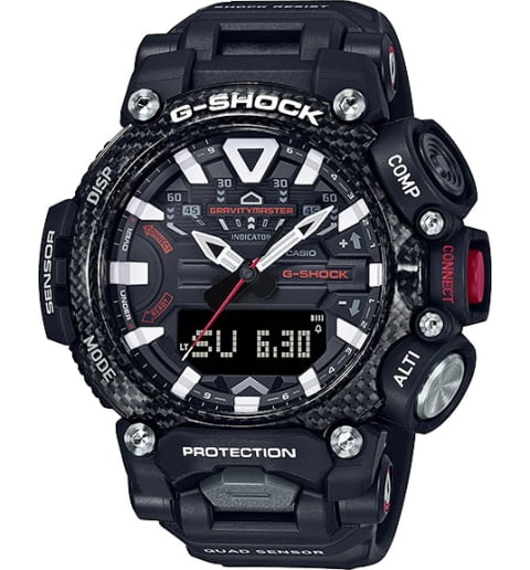 Casio G-Shock GR-B200-1A с термометром