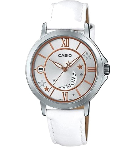 Дешевые часы Casio Collection LTP-E122L-7A