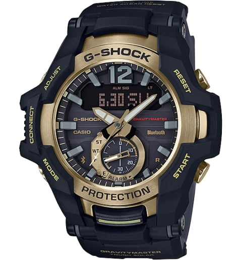 Часы Casio G-Shock GR-B100GB-1A с Bluetooth