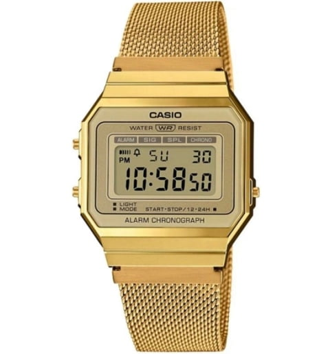 Дешевые часы Casio Collection A-700WEMG-9A