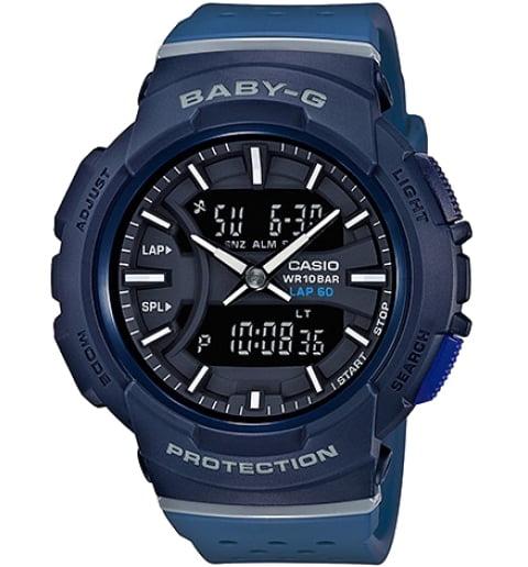 Casio Baby-G BGA-240-2A1 с секундомером