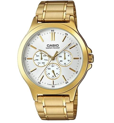 Дешевые часы Casio Collection MTP-V300G-7A