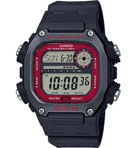Часы Casio Collection  DW-291H-1B Digital