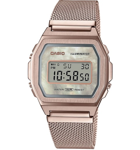 Часы Casio Collection A1000MCG-9E Digital
