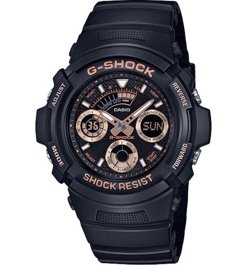 Детские Casio G-Shock AW-591GBX-1A4