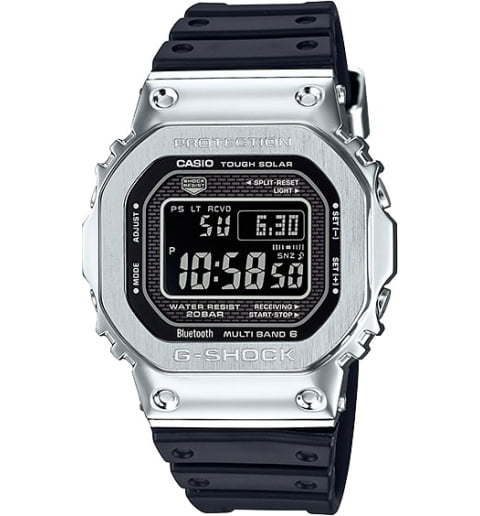 Часы Casio G-Shock GMW-B5000-1E с Bluetooth