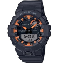 Casio G-Shock  GBA-800SF-1A с шагомером
