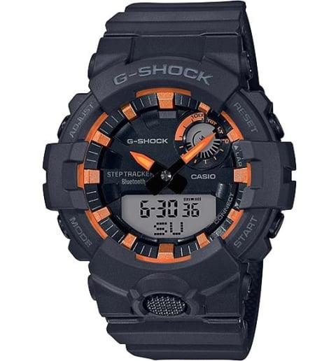 Часы Casio G-Shock  GBA-800SF-1A с водонепроницаемостью 20 бар
