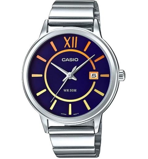Дешевые часы Casio Collection MTP-E134D-2B