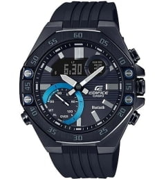 Casio EDIFICE  ECB-10PB-1A с секундомером